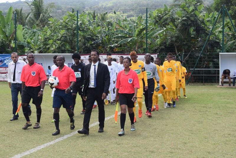 Finale Coupe de Mayotte U18